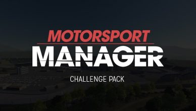 Motorsport Manager Challenge Pack