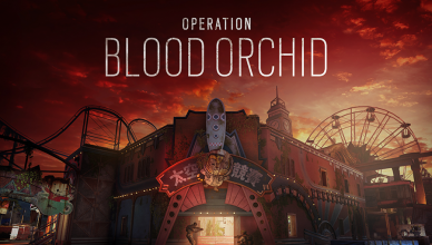 Tom Clancy's Rainbow Six Siege - Operation Blood Orchid